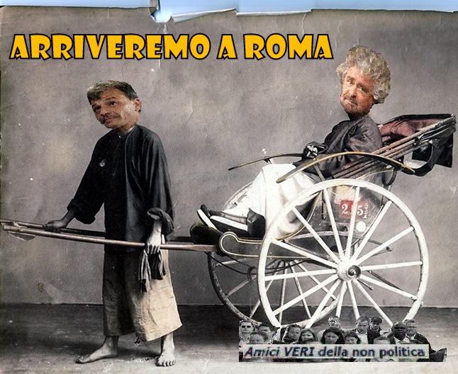 arriveremo a roma