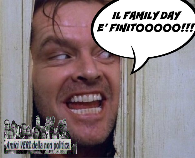 FAMILY DAY E FINITOOOOOO