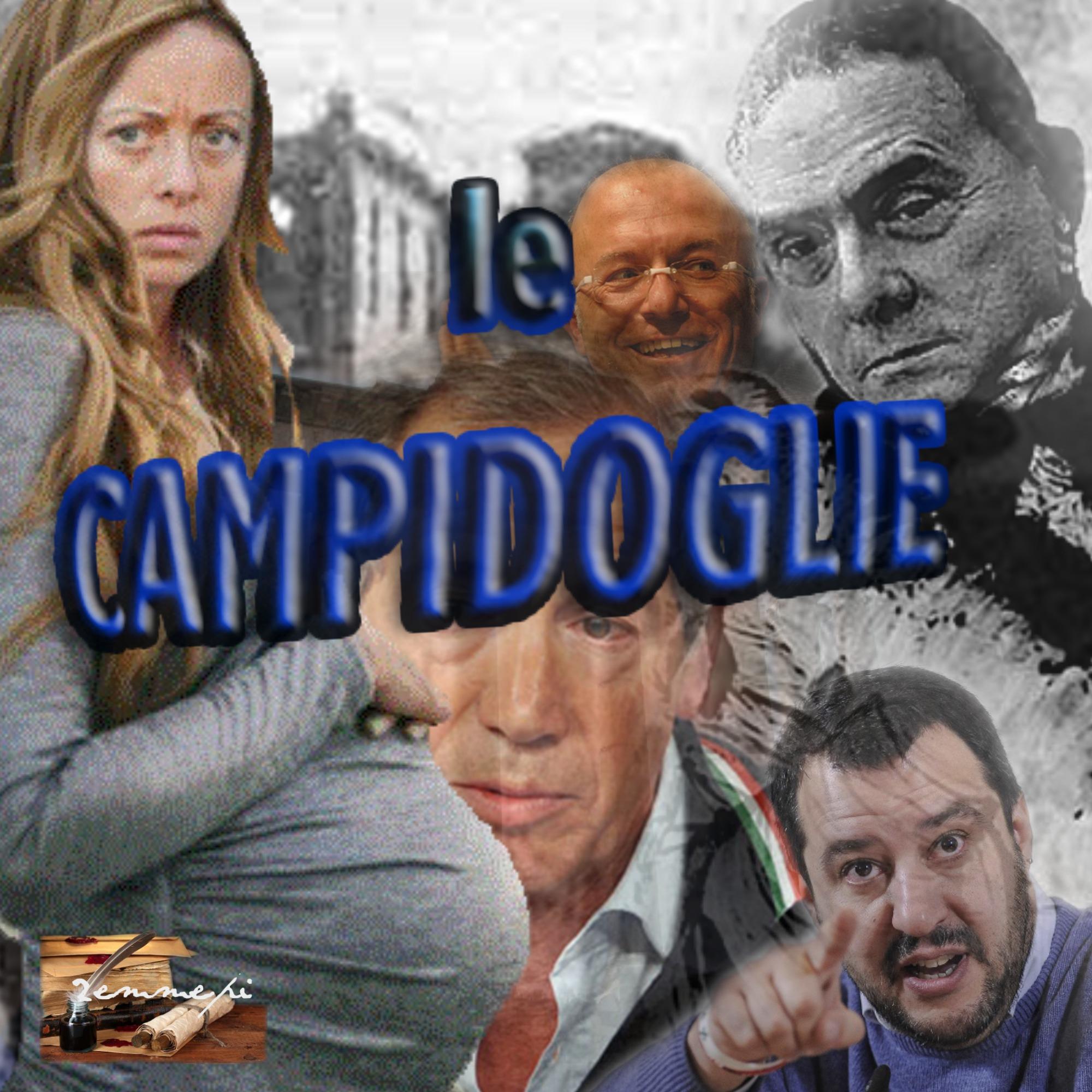 1-LE CAMPIDOGLIE